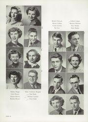 Page 14, 1951 Edition, Marshalltown High School - Postscript Yearbook (Marshalltown, IA) online yearbook collection