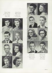 Page 15, 1951 Edition, Marshalltown High School - Postscript Yearbook (Marshalltown, IA) online yearbook collection