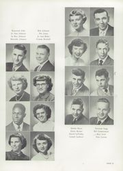 Page 17, 1951 Edition, Marshalltown High School - Postscript Yearbook (Marshalltown, IA) online yearbook collection