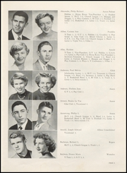 Page 13, 1953 Edition, Marshalltown High School - Postscript Yearbook (Marshalltown, IA) online yearbook collection