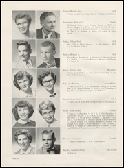 Page 14, 1953 Edition, Marshalltown High School - Postscript Yearbook (Marshalltown, IA) online yearbook collection