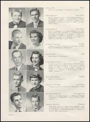 Page 16, 1953 Edition, Marshalltown High School - Postscript Yearbook (Marshalltown, IA) online yearbook collection