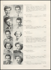 Page 17, 1953 Edition, Marshalltown High School - Postscript Yearbook (Marshalltown, IA) online yearbook collection