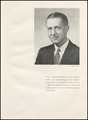 Page 7, 1953 Edition, Marshalltown High School - Postscript Yearbook (Marshalltown, IA) online yearbook collection