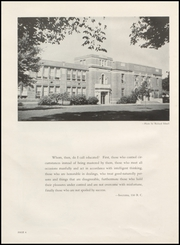 Page 8, 1953 Edition, Marshalltown High School - Postscript Yearbook (Marshalltown, IA) online yearbook collection