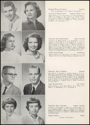Page 14, 1957 Edition, Marshalltown High School - Postscript Yearbook (Marshalltown, IA) online yearbook collection