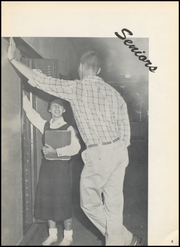 Page 11, 1958 Edition, Marshalltown High School - Postscript Yearbook (Marshalltown, IA) online yearbook collection