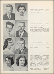 Page 12, 1958 Edition, Marshalltown High School - Postscript Yearbook (Marshalltown, IA) online yearbook collection