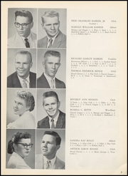 Page 13, 1958 Edition, Marshalltown High School - Postscript Yearbook (Marshalltown, IA) online yearbook collection