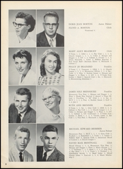 Page 14, 1958 Edition, Marshalltown High School - Postscript Yearbook (Marshalltown, IA) online yearbook collection