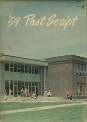 Page 1, 1959 Edition, Marshalltown High School - Postscript Yearbook (Marshalltown, IA) online yearbook collection