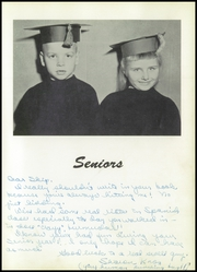 Page 11, 1959 Edition, Marshalltown High School - Postscript Yearbook (Marshalltown, IA) online yearbook collection
