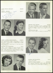 Page 15, 1959 Edition, Marshalltown High School - Postscript Yearbook (Marshalltown, IA) online yearbook collection