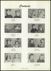 Page 9, 1959 Edition, Marshalltown High School - Postscript Yearbook (Marshalltown, IA) online yearbook collection