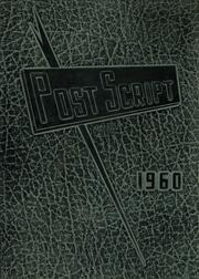 Page 1, 1960 Edition, Marshalltown High School - Postscript Yearbook (Marshalltown, IA) online yearbook collection