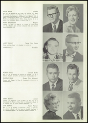 Page 13, 1960 Edition, Marshalltown High School - Postscript Yearbook (Marshalltown, IA) online yearbook collection