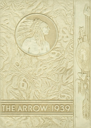 1939 Edition, East High School - Arrow Yearbook (Sioux City, IA)