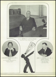 Page 11, 1939 Edition, East High School - Arrow Yearbook (Sioux City, IA) online yearbook collection