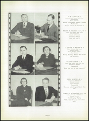 Page 16, 1939 Edition, East High School - Arrow Yearbook (Sioux City, IA) online yearbook collection