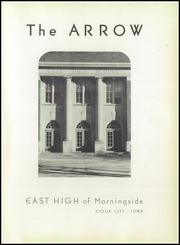Page 5, 1939 Edition, East High School - Arrow Yearbook (Sioux City, IA) online yearbook collection