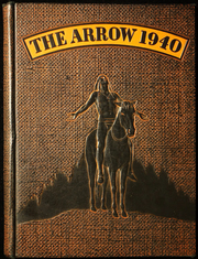 1940 Edition, East High School - Arrow Yearbook (Sioux City, IA)