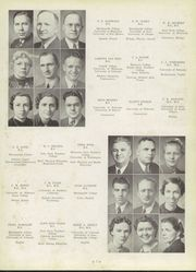 Page 11, 1941 Edition, East High School - Arrow Yearbook (Sioux City, IA) online yearbook collection