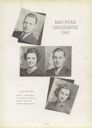 Page 15, 1941 Edition, East High School - Arrow Yearbook (Sioux City, IA) online yearbook collection