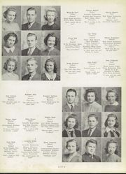 Page 17, 1941 Edition, East High School - Arrow Yearbook (Sioux City, IA) online yearbook collection