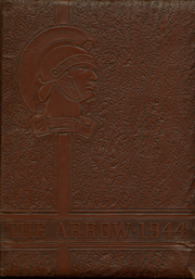 1944 Edition, East High School - Arrow Yearbook (Sioux City, IA)