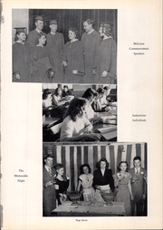 Page 13, 1948 Edition, East High School - Arrow Yearbook (Sioux City, IA) online yearbook collection