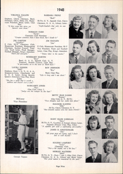 Page 15, 1948 Edition, East High School - Arrow Yearbook (Sioux City, IA) online yearbook collection