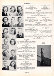 Page 16, 1948 Edition, East High School - Arrow Yearbook (Sioux City, IA) online yearbook collection