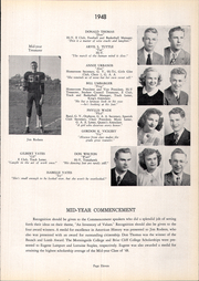 Page 17, 1948 Edition, East High School - Arrow Yearbook (Sioux City, IA) online yearbook collection