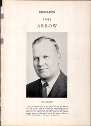 Page 5, 1948 Edition, East High School - Arrow Yearbook (Sioux City, IA) online yearbook collection