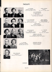 Page 9, 1948 Edition, East High School - Arrow Yearbook (Sioux City, IA) online yearbook collection