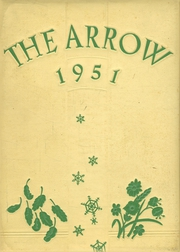 1951 Edition, East High School - Arrow Yearbook (Sioux City, IA)