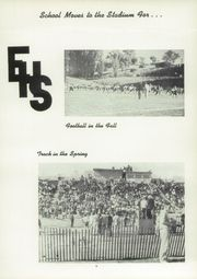 Page 13, 1952 Edition, East High School - Arrow Yearbook (Sioux City, IA) online yearbook collection