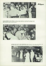Page 16, 1952 Edition, East High School - Arrow Yearbook (Sioux City, IA) online yearbook collection