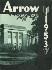1953 Edition, East High School - Arrow Yearbook (Sioux City, IA)