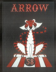 1958 Edition, East High School - Arrow Yearbook (Sioux City, IA)