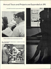 Page 13, 1970 Edition, Kennedy High School - Profile Yearbook (Cedar Rapids, IA) online yearbook collection
