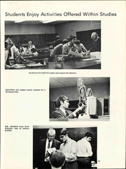 Page 15, 1970 Edition, Kennedy High School - Profile Yearbook (Cedar Rapids, IA) online yearbook collection