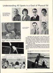 Kennedy High School - Profile Yearbook (Cedar Rapids, IA) online yearbook collection, 1970 Edition, Page 35