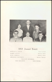 Page 12, 1912 Edition, North High School - Polar Bear Yearbook (Des Moines, IA) online yearbook collection