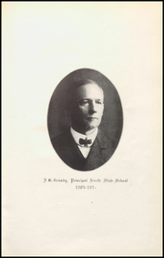 Page 13, 1912 Edition, North High School - Polar Bear Yearbook (Des Moines, IA) online yearbook collection