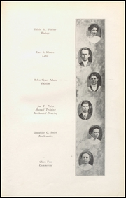 Page 17, 1912 Edition, North High School - Polar Bear Yearbook (Des Moines, IA) online yearbook collection