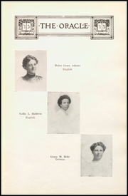 Page 13, 1913 Edition, North High School - Polar Bear Yearbook (Des Moines, IA) online yearbook collection