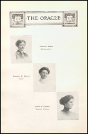 Page 14, 1913 Edition, North High School - Polar Bear Yearbook (Des Moines, IA) online yearbook collection