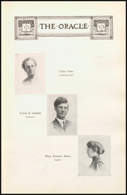 Page 15, 1913 Edition, North High School - Polar Bear Yearbook (Des Moines, IA) online yearbook collection