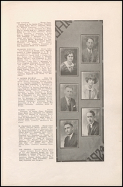 Page 13, 1924 Edition, North High School - Polar Bear Yearbook (Des Moines, IA) online yearbook collection